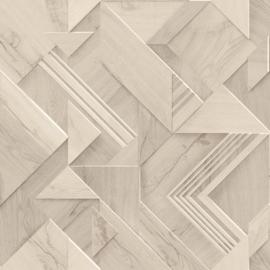 Dutch Wallcoverings Onyx Behang M35307 Modern/Grafisch/3D