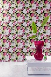 Origin Couture Behang.. 341-307136 Bloemen/Romantisch