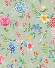 Eijffinger Pip Studio 5 Behang 300103 Bloemen/Vogels/Flowers/Romantisch/Kinderkamer/Landelijk
