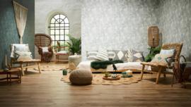 AS Creation New Walls Behang 37396-4 Bladeren/Botanisch/Natuurlijk