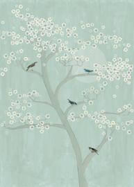 Onszelf Amazing Fotobehang 542141 Boom/Japan/Botanisch/Natuurlijk/Bloesem