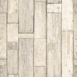 Dutch Wallcoverings Exposed Warehouse Behang EW3403  Verweerde Planken Behang