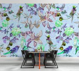 Walls by Patel DD110206 Exotic Mosaic 2 Fotobehang - ASCreation