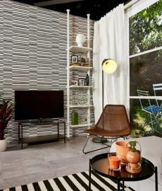 DesignDroom/SBS6 aflevering 15 November Stripes+ 377162 Behang - Eijffinger