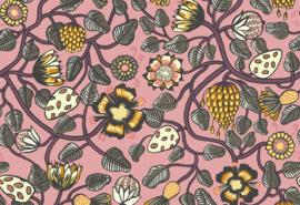 Hookedonwalls Marimekko Behang 23331 Pieni Tiara/Botanisch/Bloemen