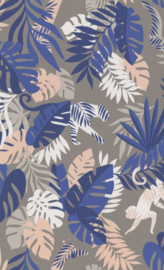 BN Wallcoverings #Smalltalk Behang 219305 Botanisch/Bladeren