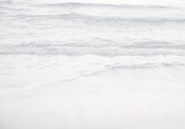 Noordwand Komar Raw Fotobehang R4-047 Silver Beach/Strand/Zee/Modern/Natuurlijk