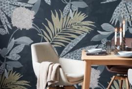 @Walls Schoner Wohnen/New Modern Fotobehang 31861 Exotic/Botanisch/Bladeren/Modern/Landelijk Behang