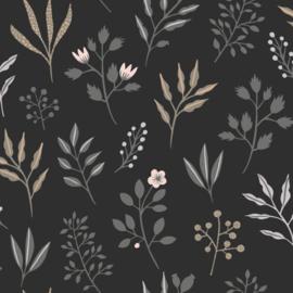 Esta Home Scandi Cool Behang 152-139083 Bladeren/Botanisch/Scandinavisch/Bloemmotief