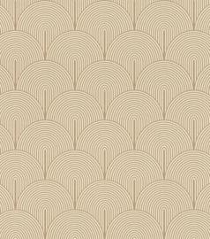 Rasch Salisbury Behang 552478 Bogen/Geometrisch/Art Deco/Modern