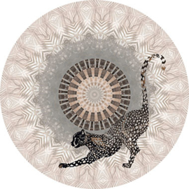 Behangexpresse Circle of Life/Select.D Cirkel TD813 Mighty/Panter/Mandala