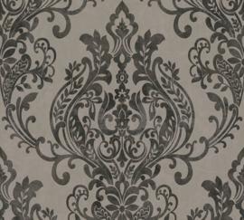 AS Creation New Life behang 37681-3 Barok/Ornament/Klassiek/Landelijk/Zwart