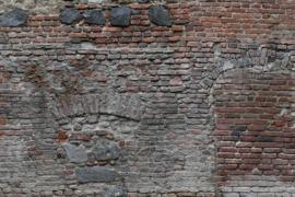 AS Creation Wallpaper 3 XXL Fotobehang 471747 Ziegel 2/Stenen/Verweerd