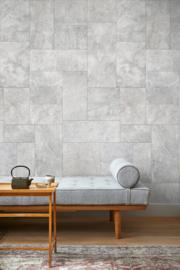 Dutch Wallcoverings One Roll One Motif Behang MO6101 Limestone/Steen/Tegels/Modern