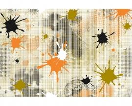 AS Creation APDigital2 Behang  470551 Splash 2/Spetters/Verfspat/Modern Fotobehang