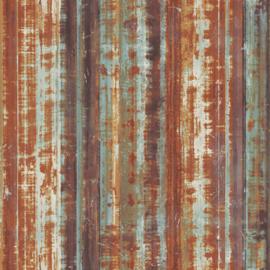 Noordwand Grunge Behang G45358 Strepen/Verweerd/Industrieel/Modern