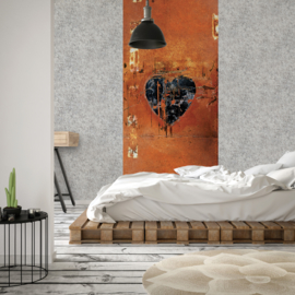 Noordwand Grunge Behang G45285 Heart/Modern/Verweerd/Industrieel Fotobehang-Wandpaneel