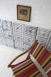 Arte Brooklyn Tins Behang Tin-04 Tegel/Verweerd/Vintage/Landelijk