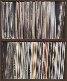 Noordwand Grunge Behang G45385 LP's/Hoezen/Landelijk/Klassiek/Romantisch