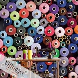 Eijffinger Wallpower Wonders Behang 321517 Craft Couture/Garen/Modern Fotobehang