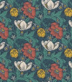 Rasch Salisbury Behang 552546 Botanisch/Bloemen/Bladeren