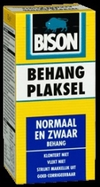 Bison behanglijm blauw