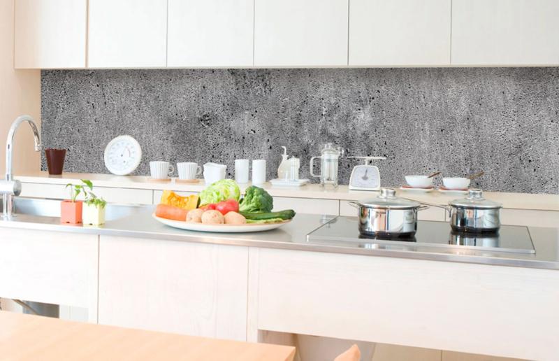 Welp Dimex Zelfklevende Keuken Achterwand Concrete KL-350-064 Beton DJ-91