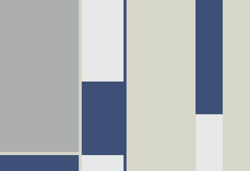 Hookedonwalls Tinted Tiles Behang 29004 Opulent/Modern/Grafisch