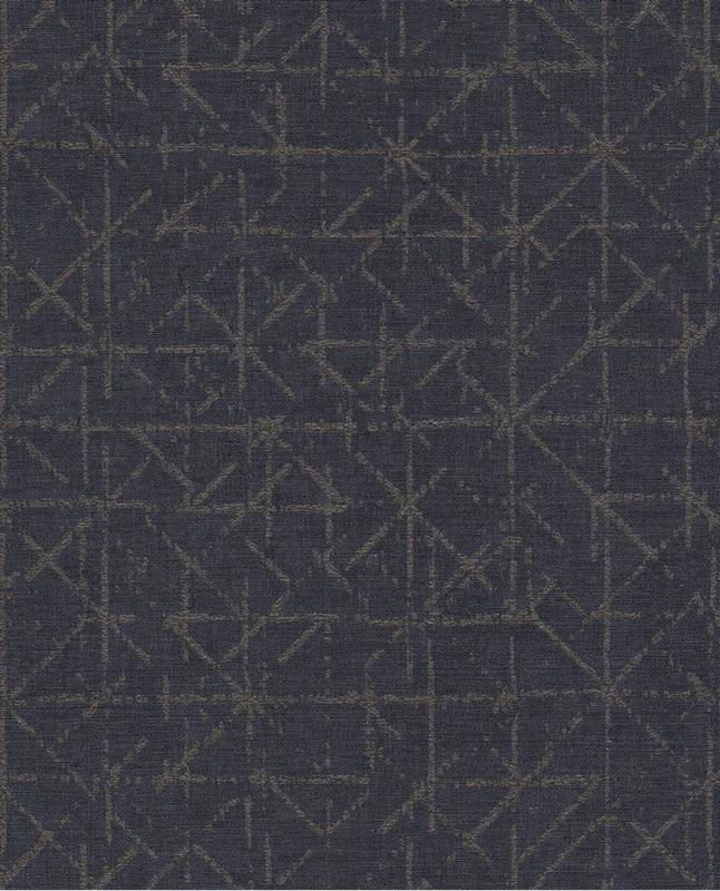 Eijffinger Topaz Behang 394534 Geometrisch/Grafisch/Ruiten/Stoer/Glamour