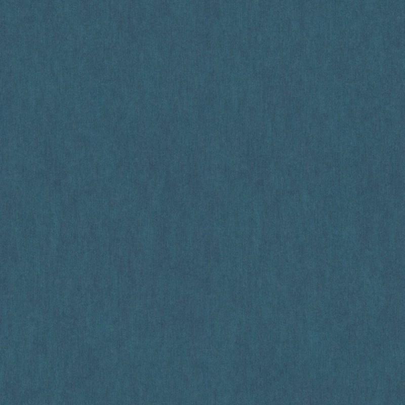 Rasch Amiata 296326 Uni/Natuurlijk/Modern/Blauw Behang