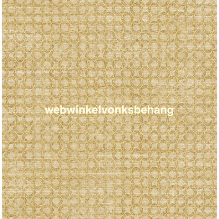 Dutch Wallcoverings Global Style Behang  UE81319 Modern/Geel