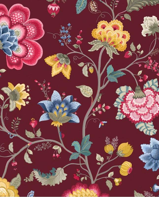 Eijffinger Pip Studio 3 Behang 341033 Floral Fantasy/Romantisch/Bloemen/Botanisch