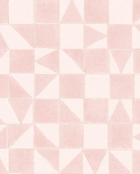 Behang Kinderkamer Roze.Eijffinger Mini Me Behang 399091 Scandinavisch Grafisch