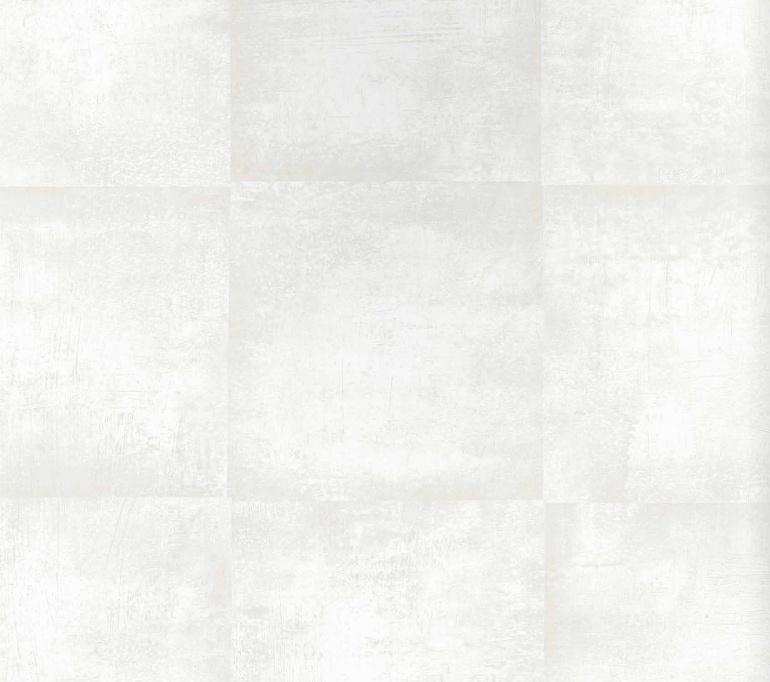 Esta Home Vintage Rules Behang  138201 Blokken/Offwhite