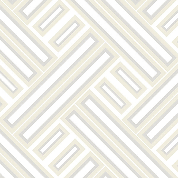 Rasch Galerie Geometrix Behang GX37604 Geometrisch/Modern