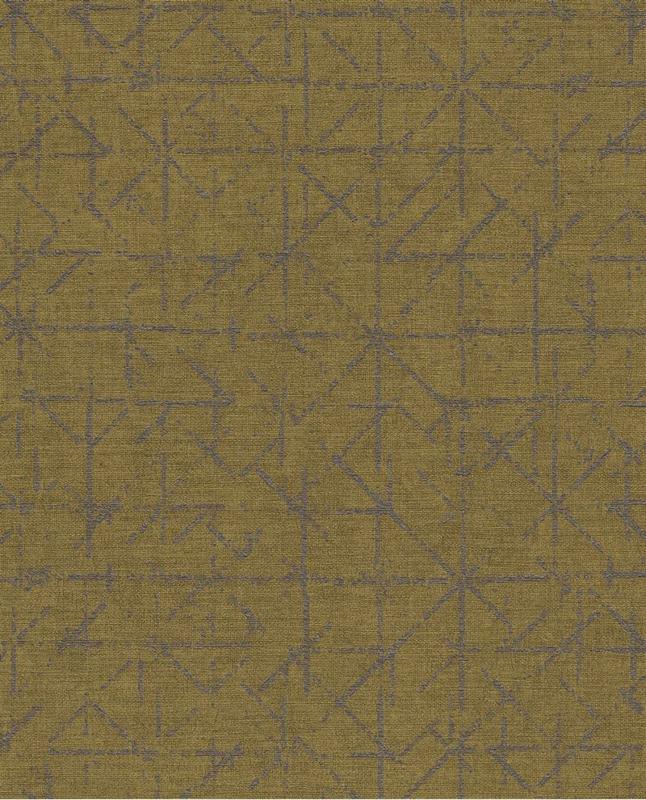 Eijffinger Topaz Behang 394533 Geometrisch/Grafisch/Stoer/Industrieel/Chic