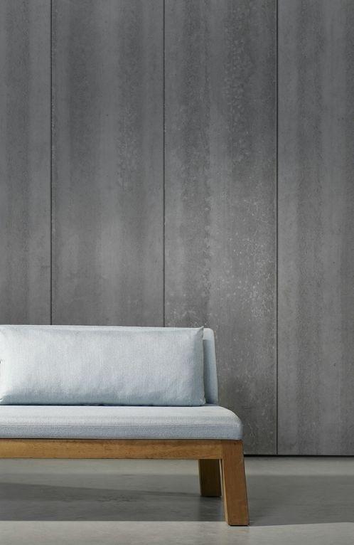 Arte Concrete Piet Boon Behang CON-04 Steen/Beton/Industrieel