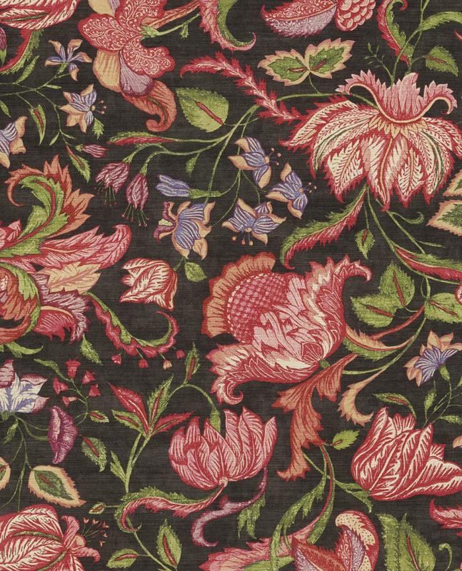 Eijffinger Sundari Behang  375104 Bloemen/Etnisch/Klassiek
