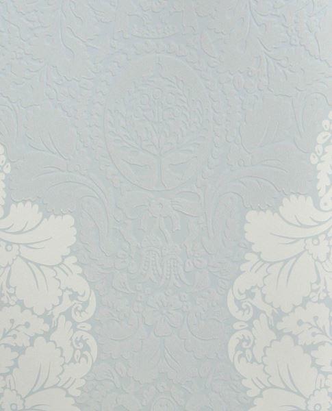 Eijffinger Pip Studio 3 Behang 313070 Barok/Ornament/Flock/Velours/Blauw