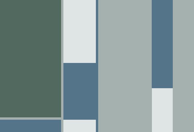 Hookedonwalls Tinted Tiles Behang 29003 Opulent/Modern/Grafisch/Vlakken