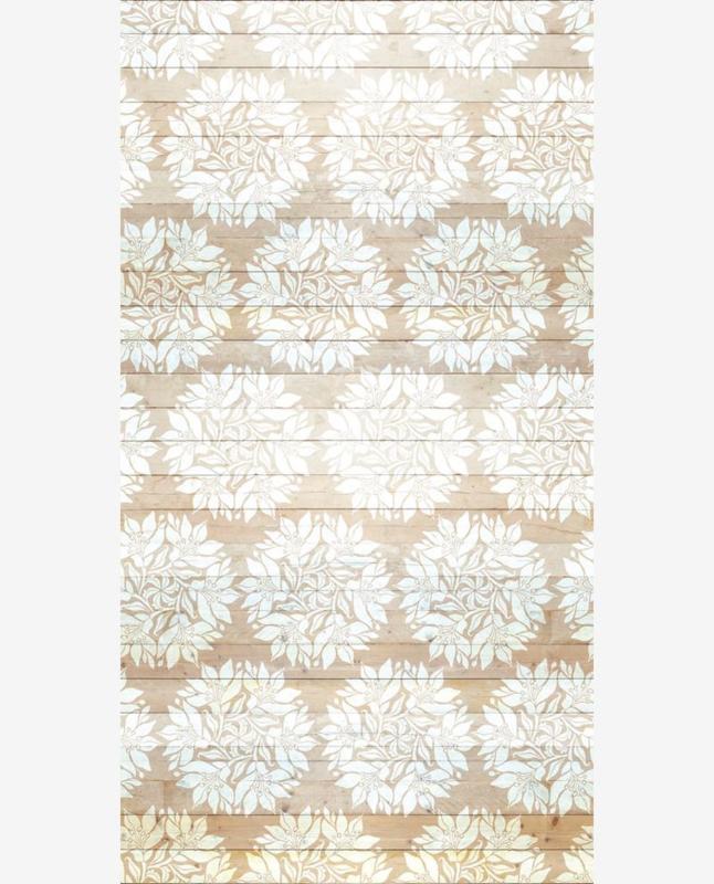 Eijffinger Bloom Behang 340093 Landelijk/Romantisch/Strepen  Fotobehang