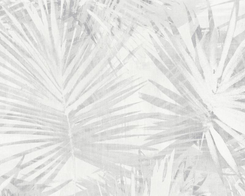 AS Creation Hugge Behang 36385-1 Bladeren/Scandinavisch/Botanisch
