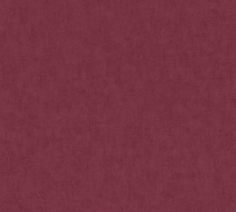 AS Creation Geo Nordic Behang 37536-2 Uni/Verweerde Structuur/Landelijk/Bordeaux