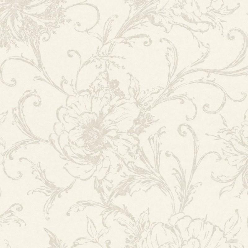 Rasch Amiata 296265 Bloemen/Klassiek/Landelijk/Romantisch Behang