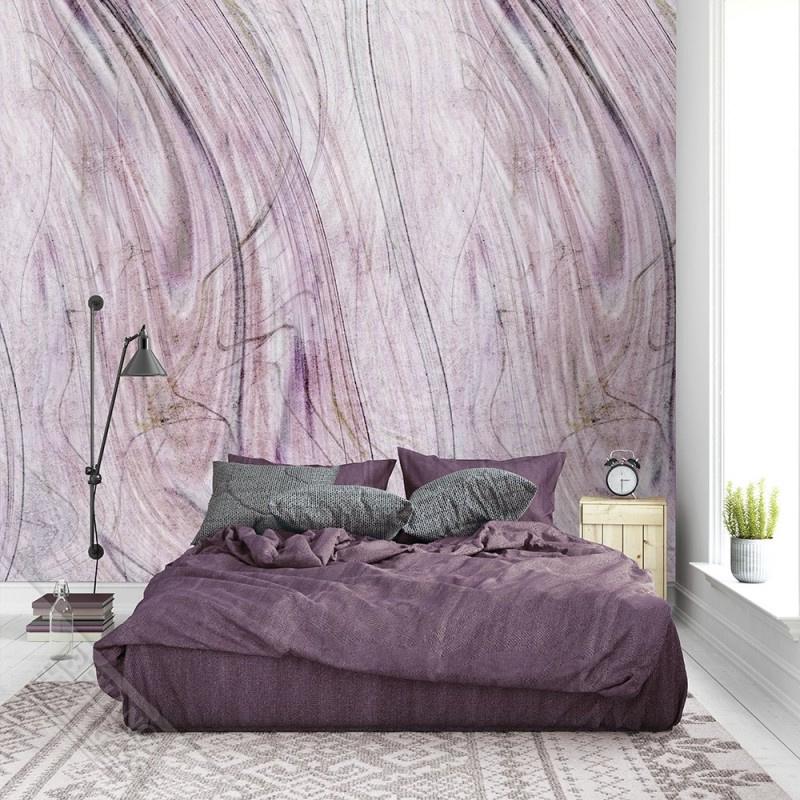 New Materials Fotobehang INK7053 Kensington Purple/Modern - Behangexpresse
