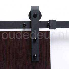nr. 1 schuifdeurbeslag, schuifdeur hangsysteem, barn door, loft deur