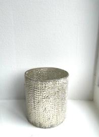 Vaas Shine - Ivory - Medium - Ø13 x H16