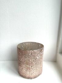 Vaas Shine - Pink - Medium - Ø13 x H16