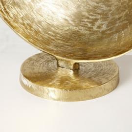 Object - 43x18x48cm - Aluminium - op voet