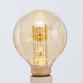 Lamp - Voet - Metaal - Goud - Led - HOME - Compleet - 23cm